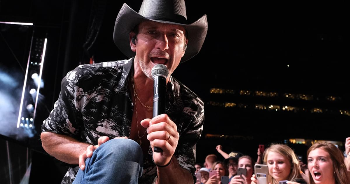 """Tim McGraw to Release 16th Studio Album, """"Here On Earth,"""" on Aug. 21 [Watch New Video for Title Track]"""