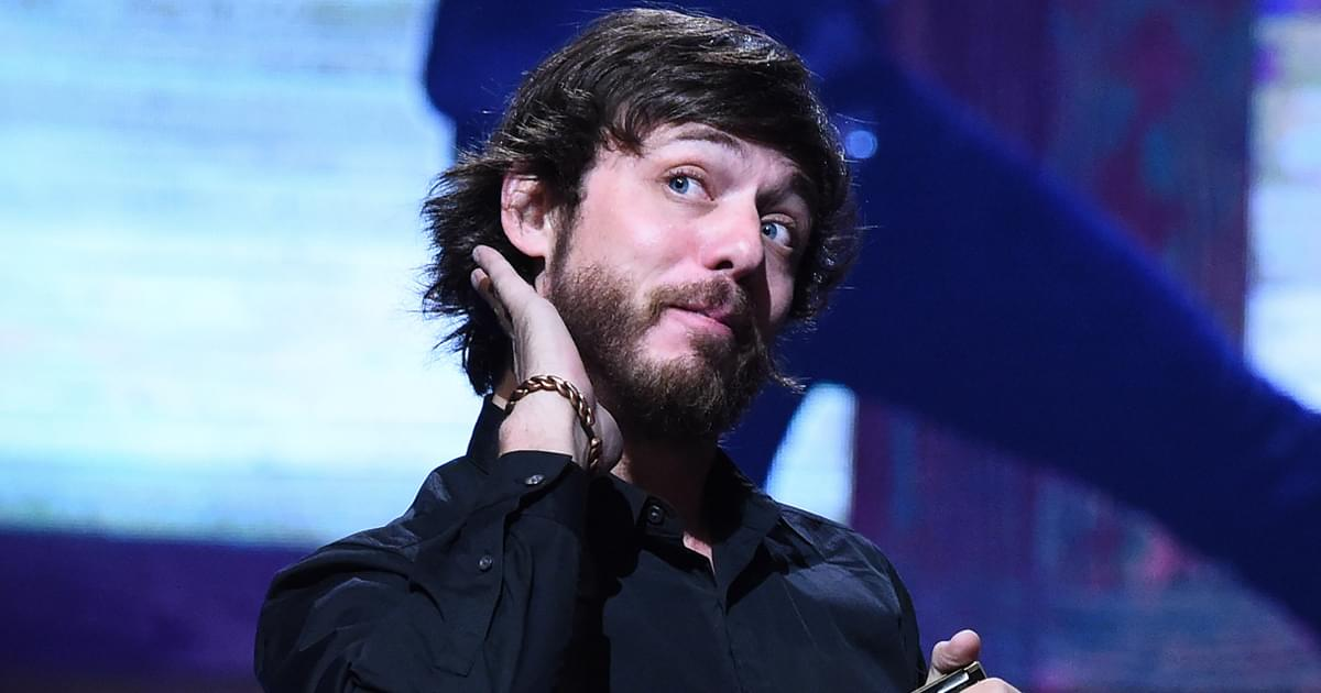 """Chris Janson Says He Wanted No. 1 Hit """"Done"""" to Sound """"Somewhere Between George Strait & The Wallflowers"""""""