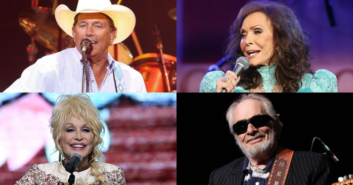 Celebrate Labor Day With Dolly, George, Loretta, Merle & More: 10 of the Hardest-Working Songs in Country Music