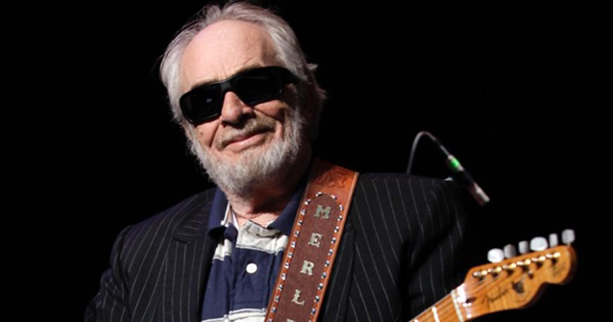 Merle Haggard's Star-Studded Tribute Concert Now Available Via Streaming & DVD