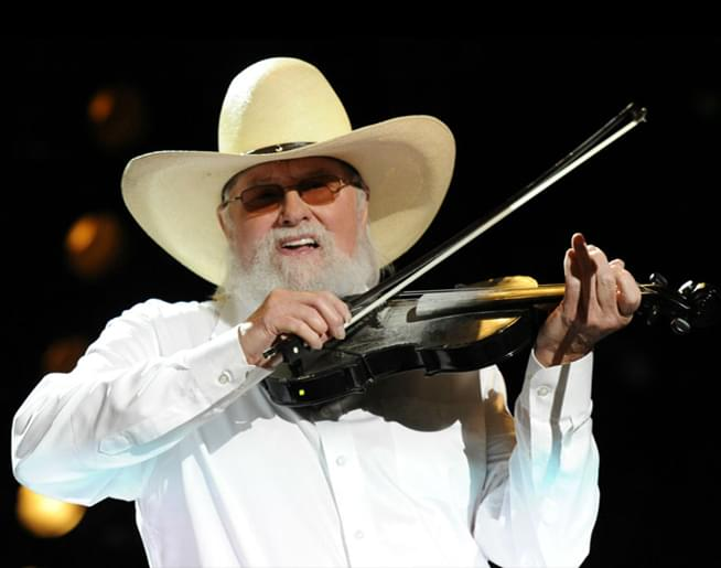 98.9 Nash Icon talks with Charlie Daniels