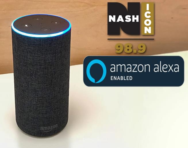 Now on Alexa enabled devices!