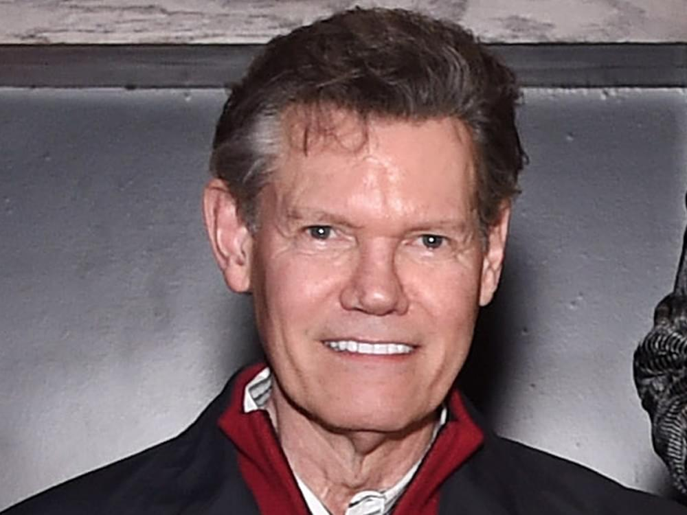 "Randy Travis' New Book Wins ""AudioFile"" Award for Narration by Rory Feek"