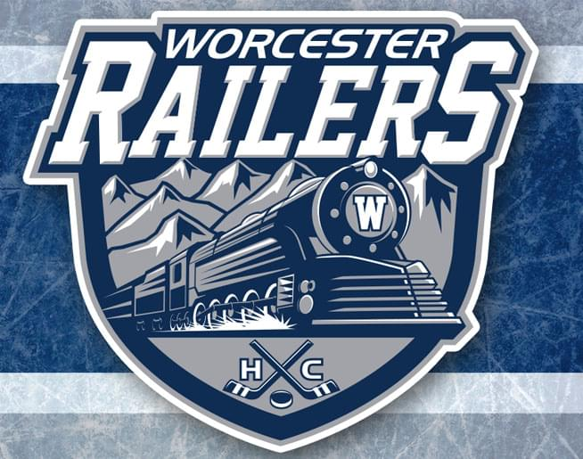 Worcester Railers COO Michael Myers chats with Adam Webster to announce the date for Opening Night on October 23, 2021