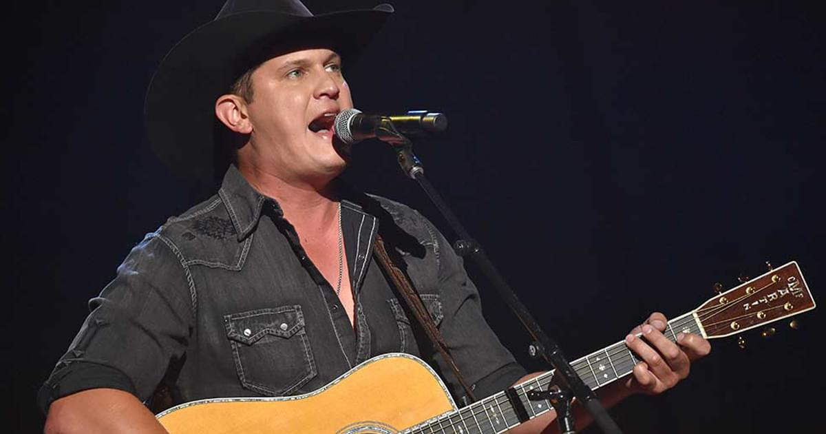"Watch Jon Pardi Perform Top 25 Single, ""Ain't Always the Cowboy,"" on the Opry"