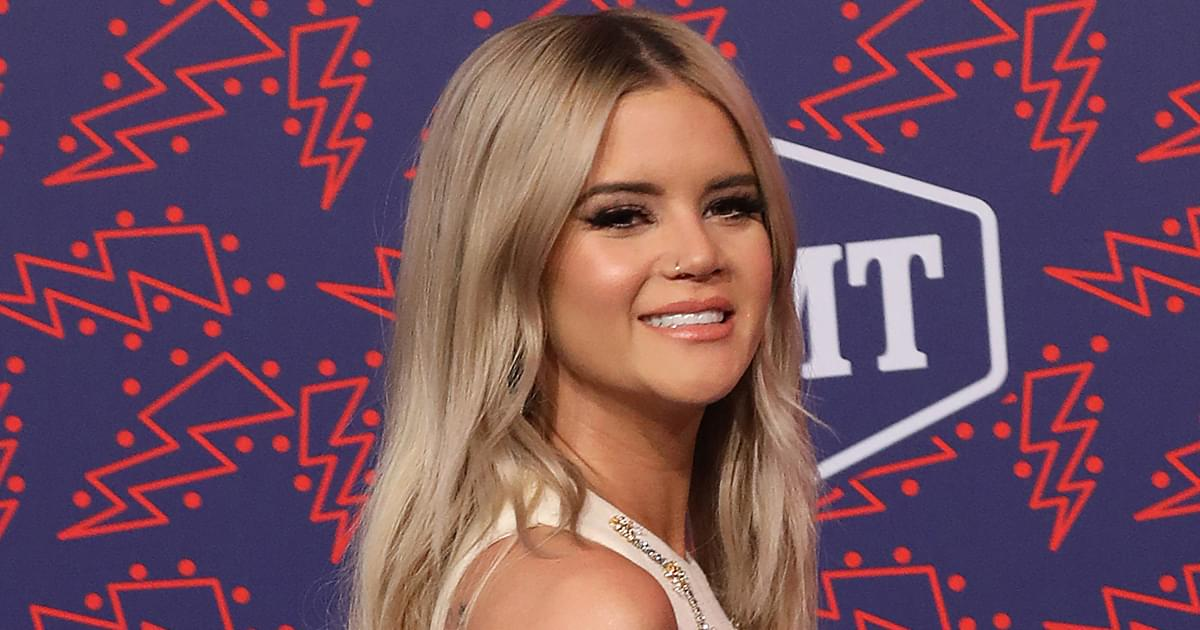 "Watch Maren Morris Perform ""To Hell & Back"" at CMT Music Awards"