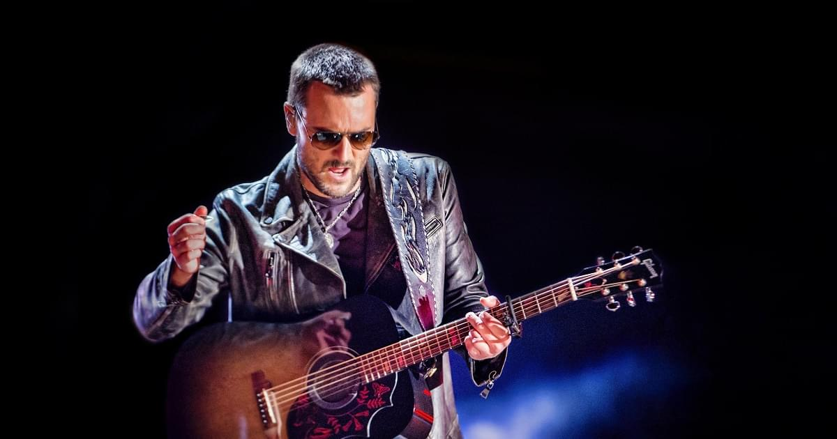 Eric Church Shares a New Track From Heart & Soul, and Also Shows How It's Pressed