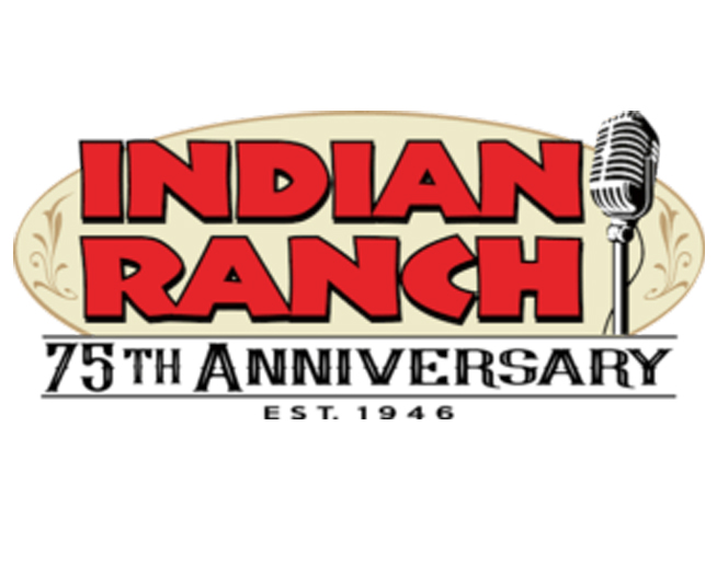 Adam Webster chats with Suzette from Indian Ranch about their 75th Anniversary Celebration