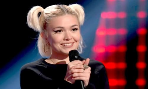 Spencer's Ryleigh Modig Zoomed with Adam Webster about her experience on The Voice