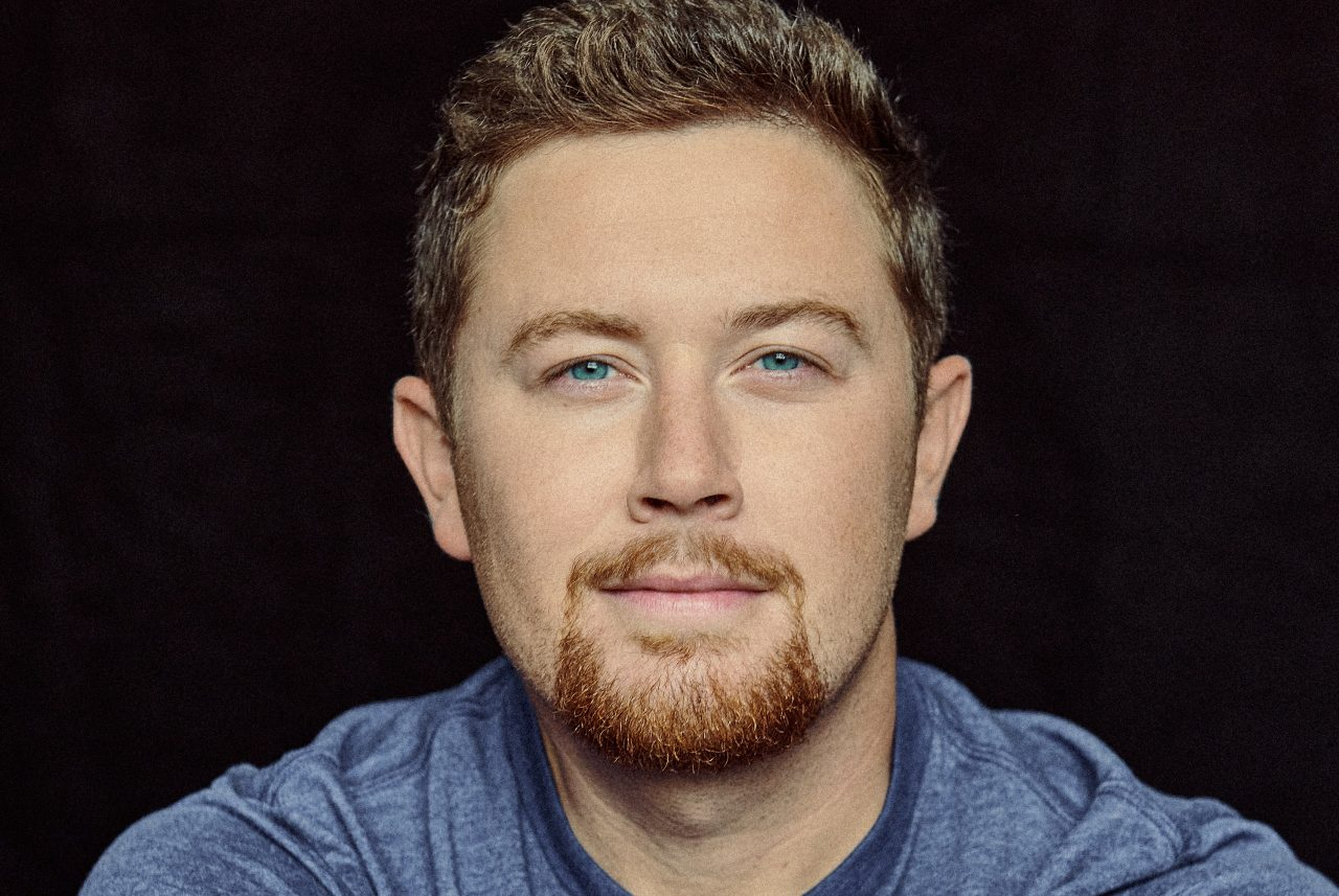 Scotty McCreery Zoomed with Adam Webster
