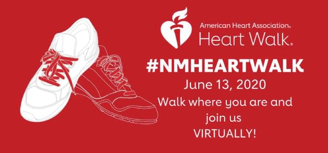 New Mexico Virtual Heart Walk
