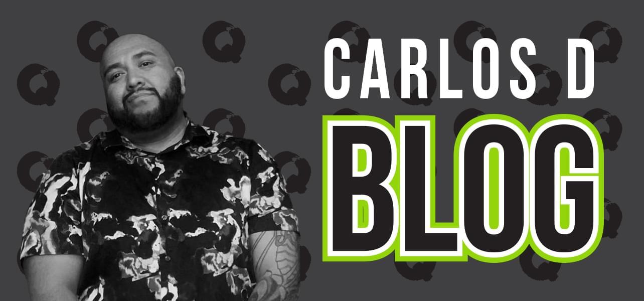 CARLOS D'S TOP 5 TODAY