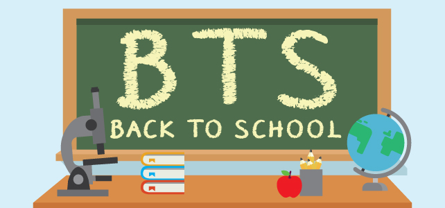 BTS – Back To School – Official Rules