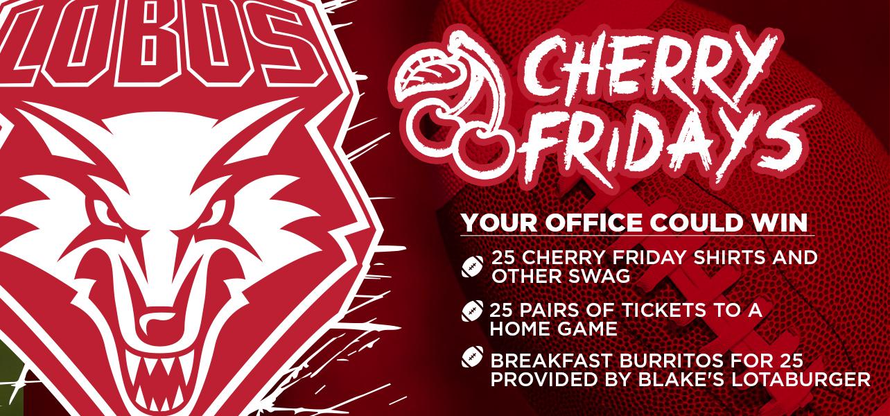 Cherry Fridays