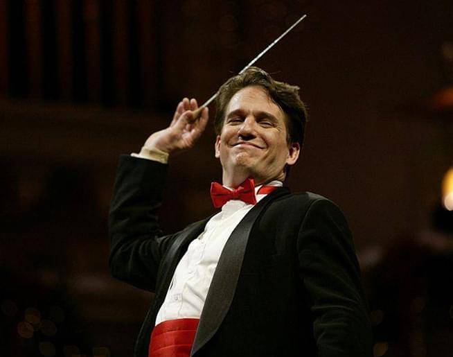 Cruisin' Bruce chats with Keith Lockhart from the Boston Pops