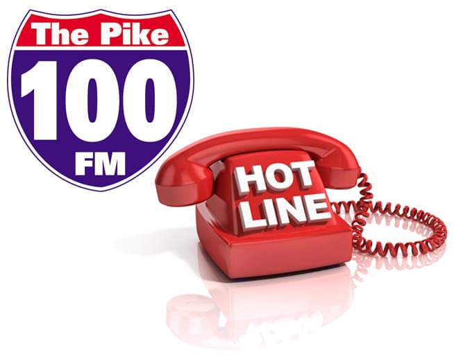The Pike Hotline – leave us your feedback!