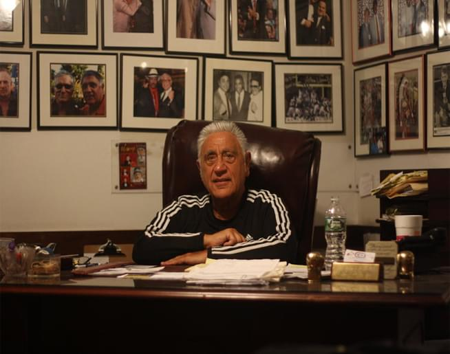 Cruisin' Bruce talks to local Boxing Promoter Jimmy Burchfield