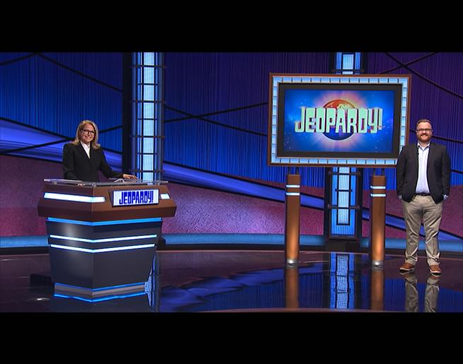 Mike Hsu chats with Worcester native, Brendan Sargent, who is competing on Jeopardy tonight.