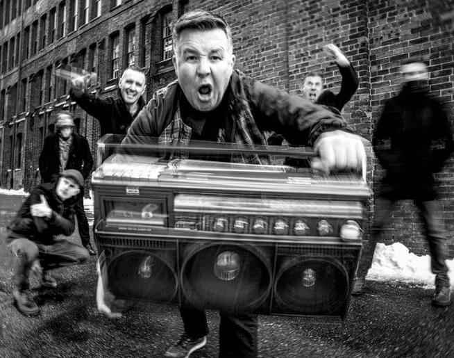 Mike Hsu talks with Ken Casey from Dropkick Murphys