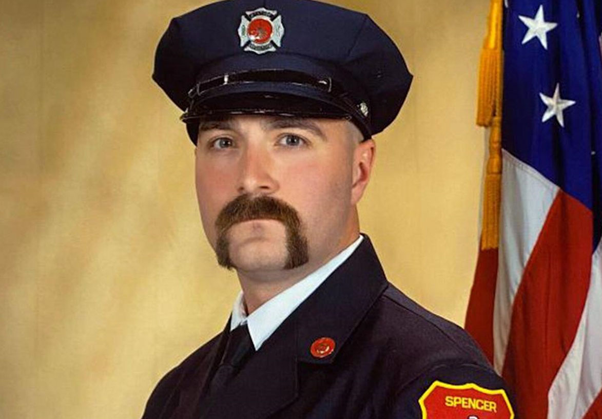 Mike Hsu talks about Patrick Murray, a Spencer Firefighter that needs your help