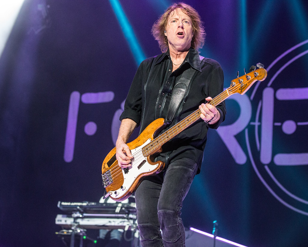 Mike Hsu Talks To Foreigner Bass Player Jeff Pilson About The Bands Current Tour, A possible Dokken Reunion, And The Late Great Charlie Watts