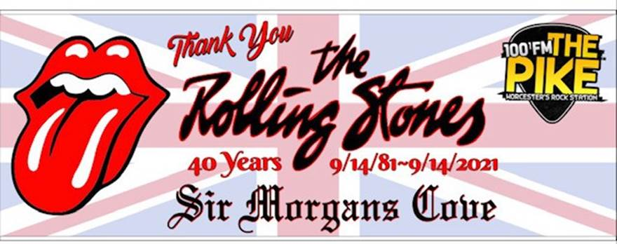 On The 40th Anniversary Of The Rolling Stones Playing Sir Morgan's Cove, Mike Hsu Talks To Rob Barnett, The Man Who Made It Happen