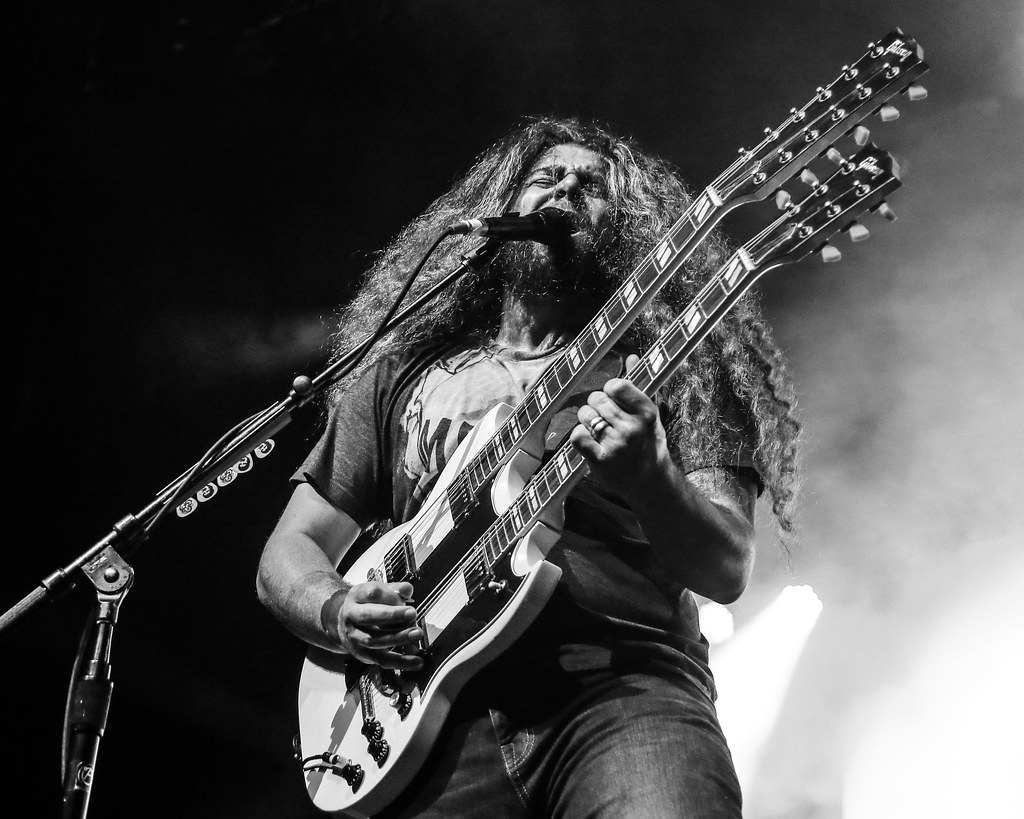 Mike Hsu Talks To Claudio Sanchez From Coheed And Cambria