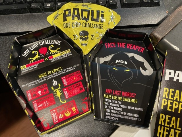 ICYMI: Morning Host Mike Hsu Takes The Paqui #OneChipChallenge And Fails Miserably