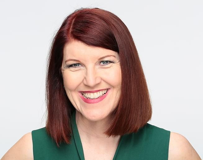 Jen & Frank chat with Kate Flannery, Meredith on The Office