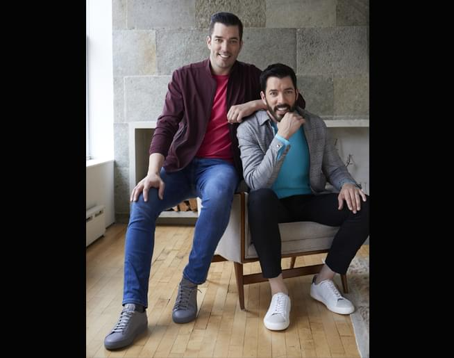 Jen & Frank chat withJonathan and Drew Scott, The Property Brothers