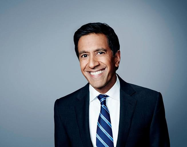 Jen and Frank talk with Dr. Sanjay Gupta about COVID-19