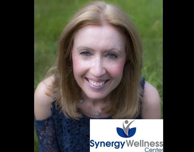 Jen and Frank chat with Michelle from Synergy Wellness center in Hudson, MA about how to deal with stress during this difficult time.