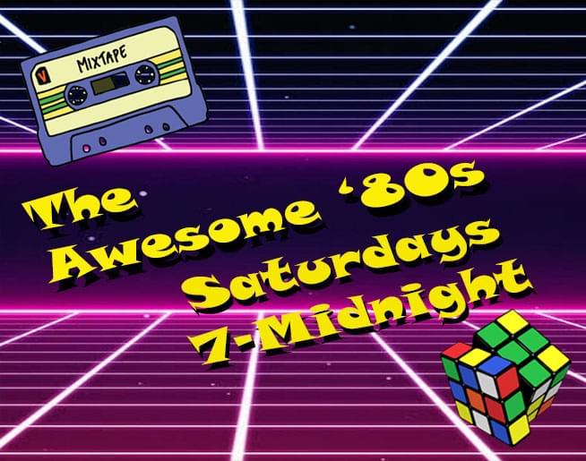 Listen every Saturday night, starting at 7pm!