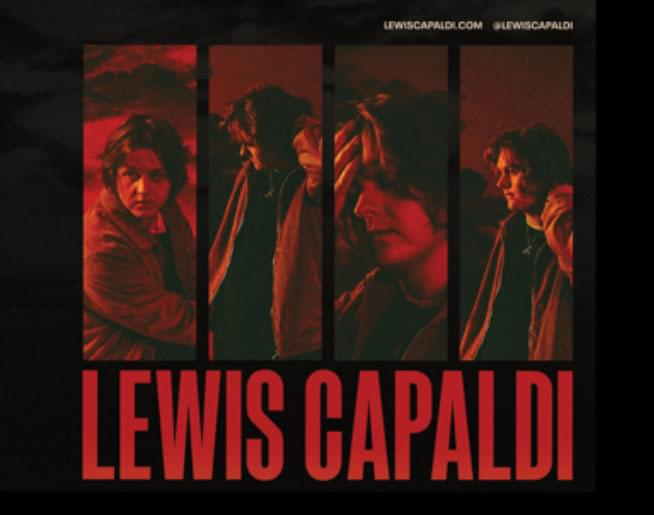 Jen & Frank chat with Lewis Capaldi