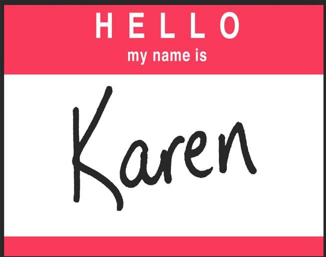 "Are you a ""Cool Karen?"""