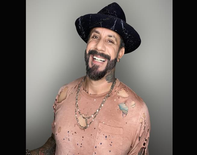 Jen & Frank chat with AJ McLean from the Backstreet Boys