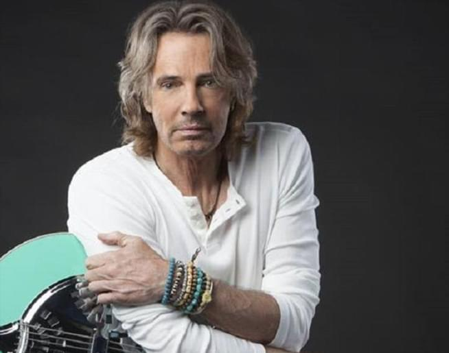 Jen and Frank talked to Rick Springfield about the 40th anniversary of his album Working Class Dog