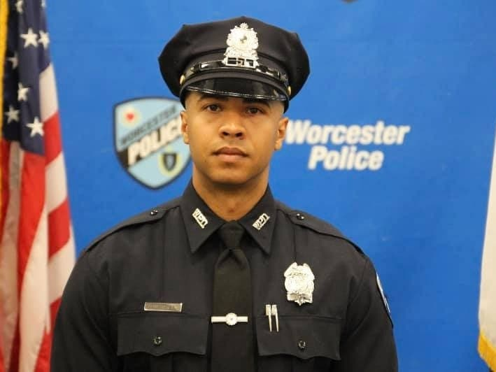 Fundraisers for Worcester Police Officer Manny Familia