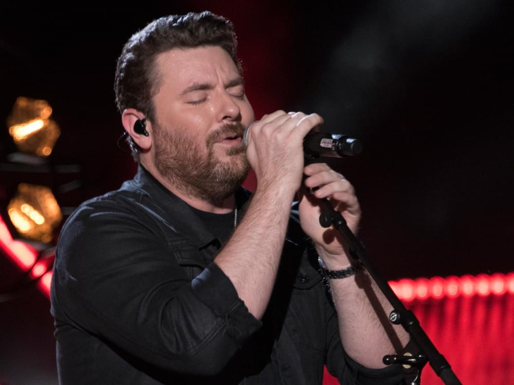 """Watch Chris Young Debut Tear-Inducing New Song, """"Drowning,"""" on the Grand Ole Opry"""