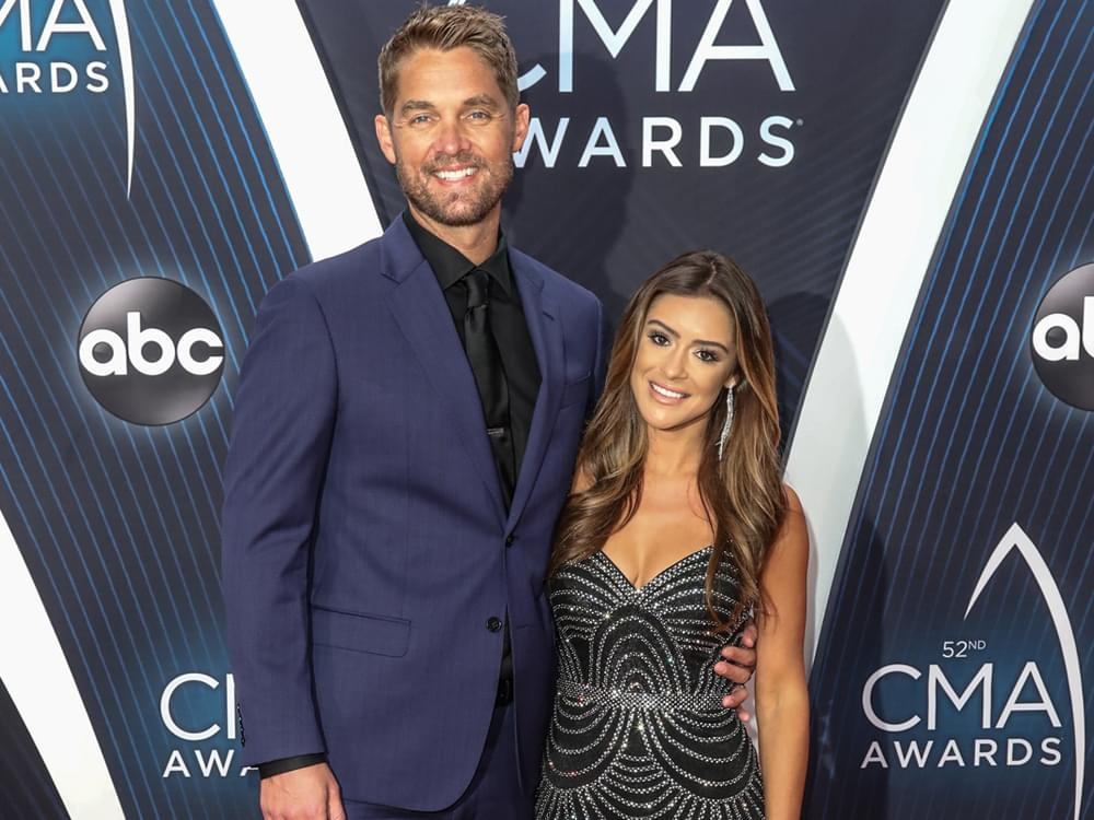 Brett Young & Wife Taylor Welcome First Child