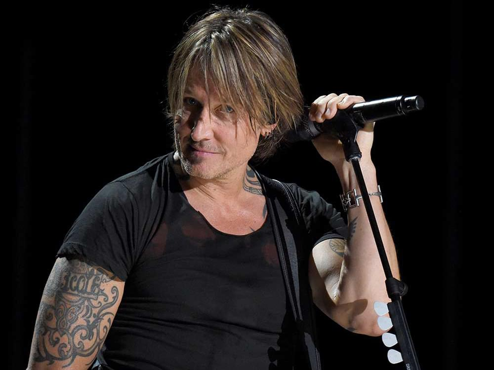 "Play It Forward: Keith Urban Says Check Out Tenille Townes' ""Somebody's Daughter"" [Listen]"