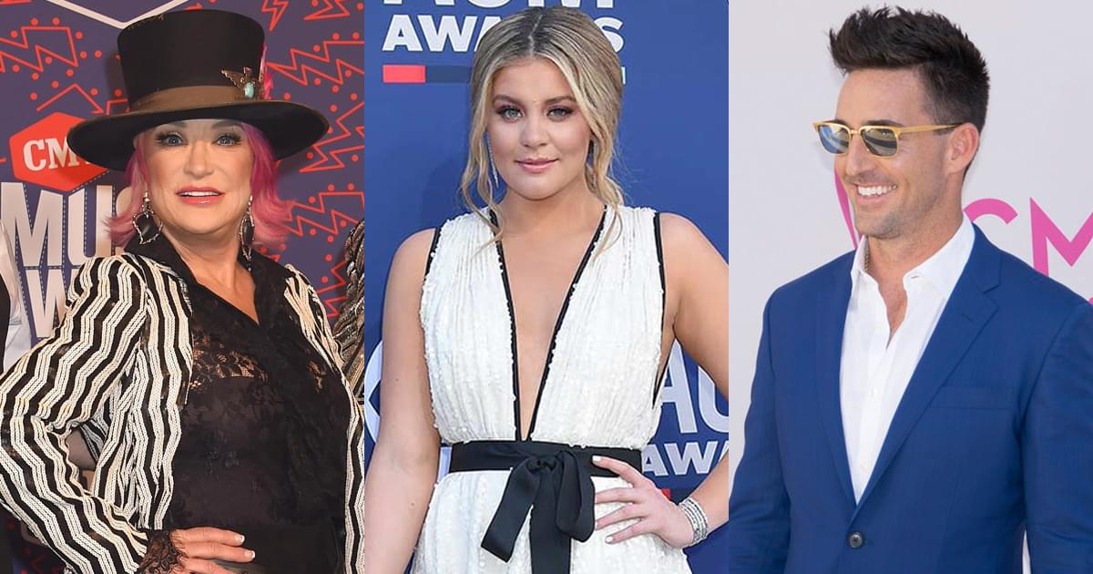 "Ty Herndon's ""Concert for Love & Acceptance"" to Feature Jake Owen, Tanya Tucker, Lauren Alaina & More"