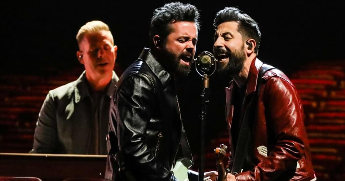 Old Dominion, Ashley Gorley & More Win ASCAP Country Music Awards