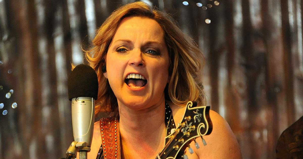 Rhonda Vincent to Be Inducted Into the Grand Ole Opry on Feb. 6