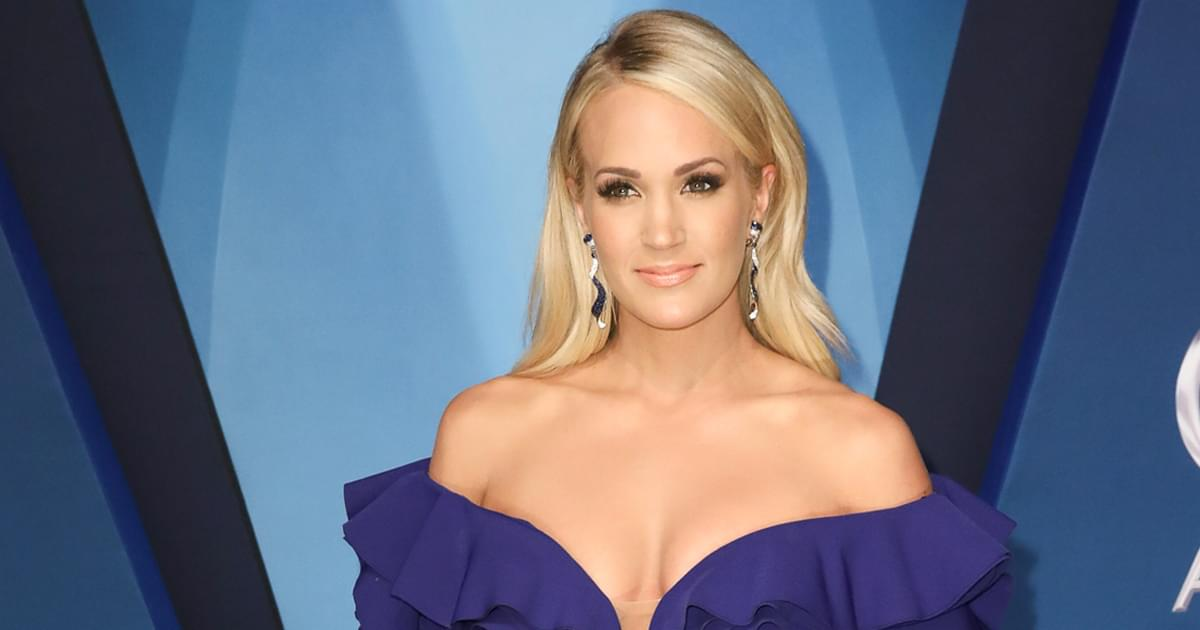"""Watch Carrie Underwood's Beautiful Performance of New Holiday Song, """"Let There Be Peace,"""" on """"Today"""""""