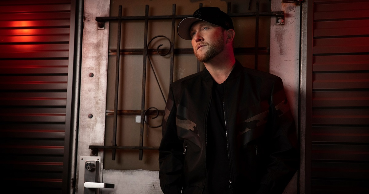 Cole Swindell's New Song Is Rough Around the Edges