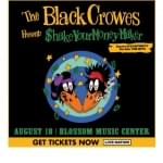 Black Crowes Blossom August 18th 2020