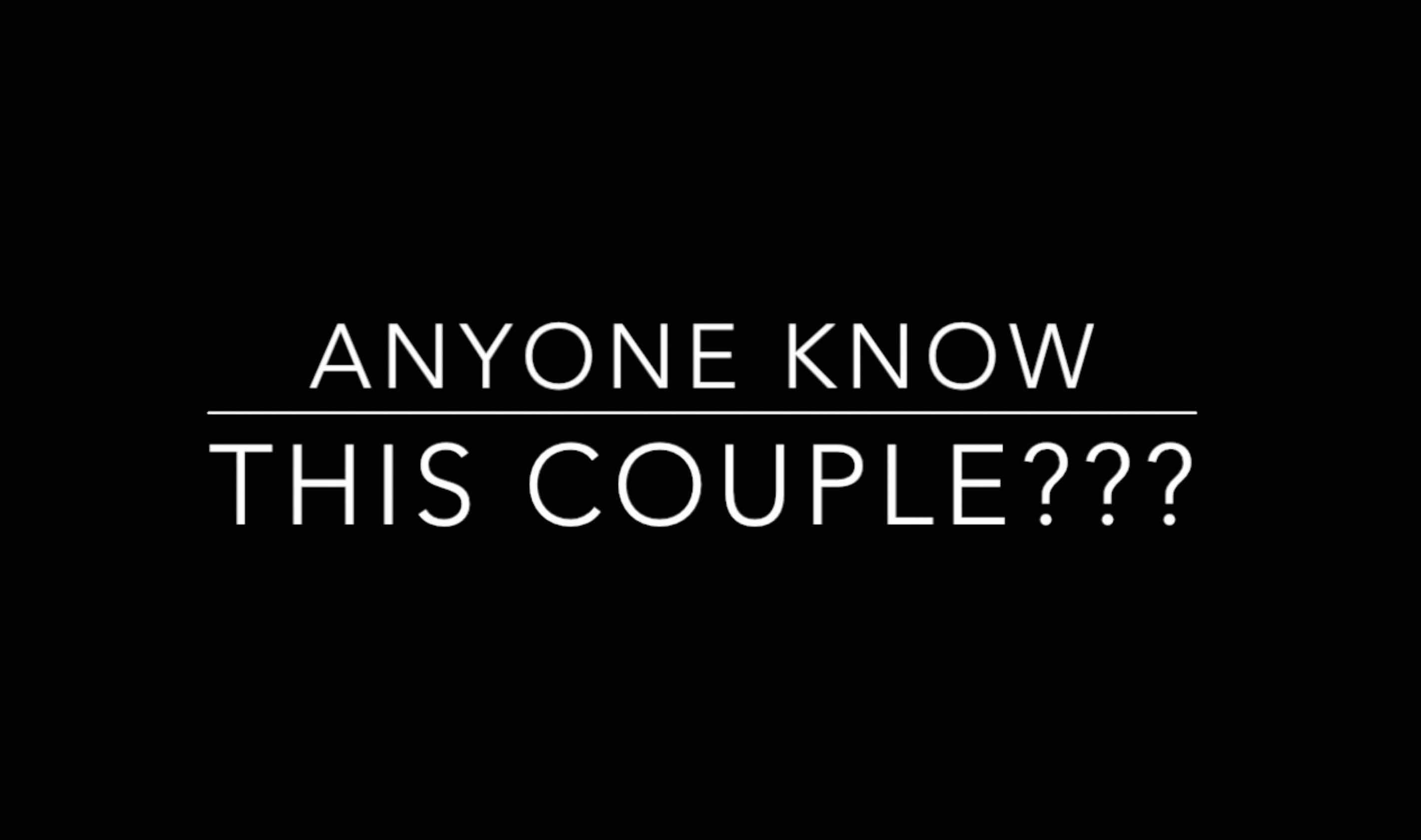 Do you know the Albuquerque couple?
