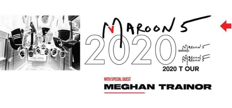 Maroon 5 with Meghan Trainor