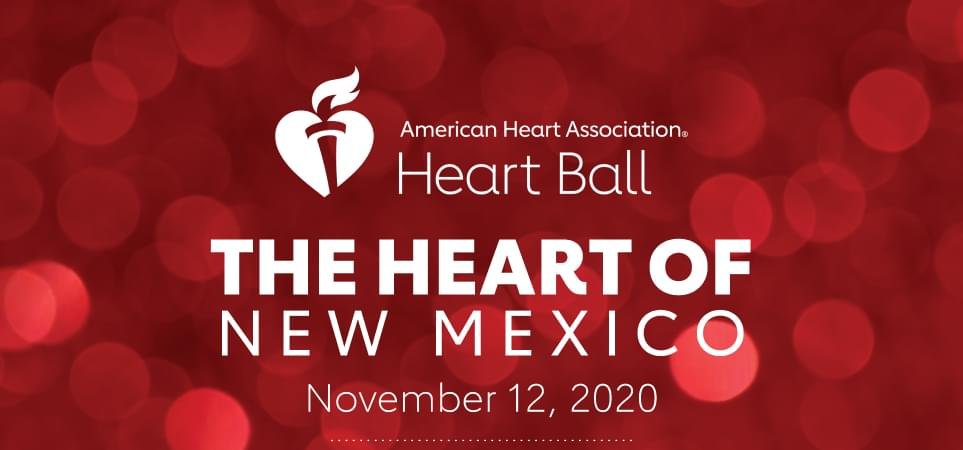 American Heart Association's annual Heart of New Mexico Virtual Experience